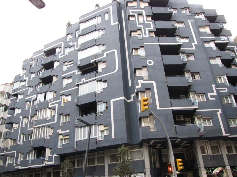 Такая вот архитектура...