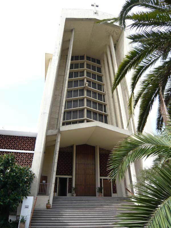 Кафедральный Собор Касабланки
