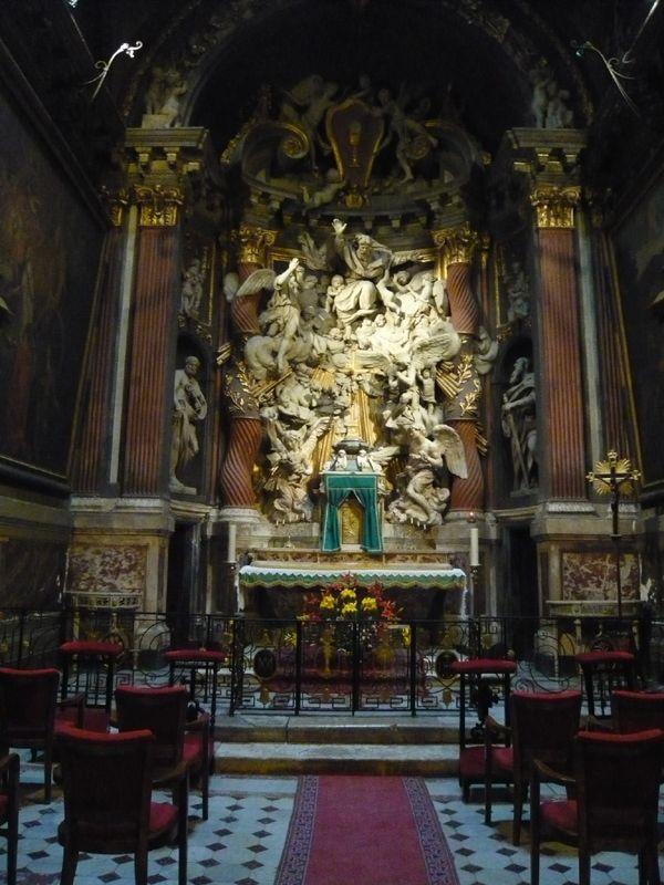 В кафедральном соборе Тулона